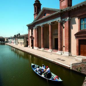 In barca dal centro storico alle Valli