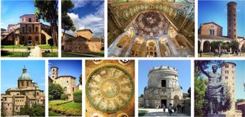 Mezza giornata alla scoperta dei monumenti Unesco di Ravenna