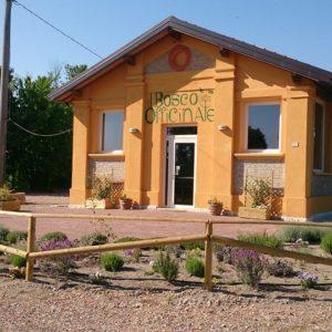 Visita guidata al giardino delle Erbe Aromatiche ed Officinali