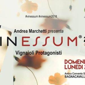 Vinessum 2018 - Vignaioli Artigiani Protagonisti