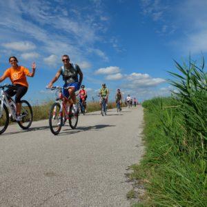 Bike & Boat nella Sacca degli Scardovari
